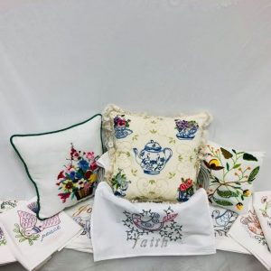 Lovely Handmade Embroidery Collection