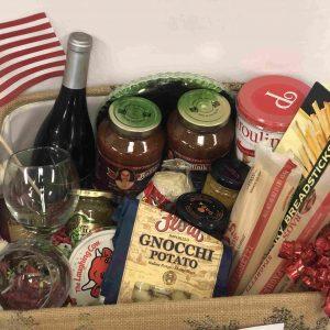 Knights of Columbus… Italian Basket in Memory of Domenico Fallacaro