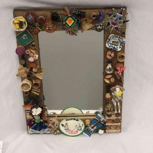 Handmade Mexican Mirror