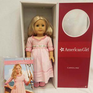 American Girl Caroline