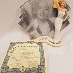 Marilyn Monroe Collectible Set