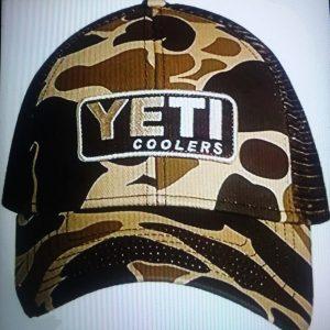 Yeti Ball Cap
