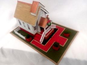 Zella Christmas Church