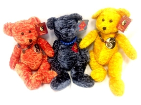 Forever Fiesta Collector Bears