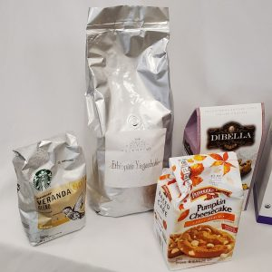 Royal Coffee Basket
