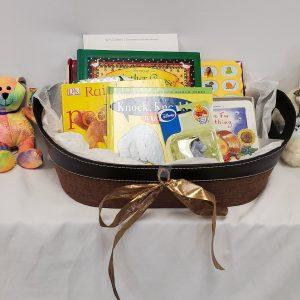 Childrens, Beanie Baby Basket