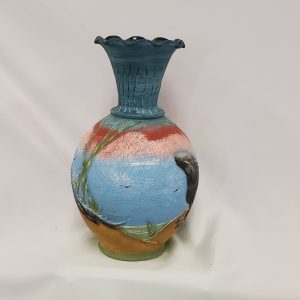 Handmade Jamaican Art Vase