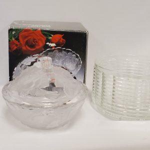 Glass Serveware