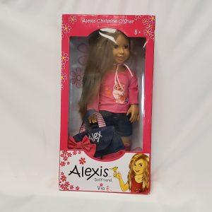 Alexis Christine O'Shay Doll