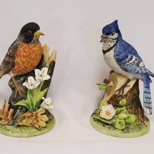 Gorham Ceramic Birds
